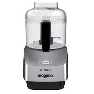 Magimix chopper micro crome - Blendere & minihakkere