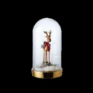 Medusa Copenhagen glas kuppel LED - Julepynt