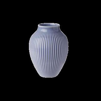 Knapstrup vase himmel blå 20 cm - Gaver 200 - 300 kr.