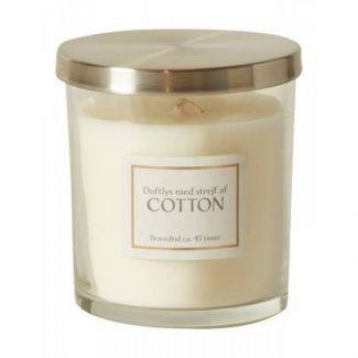 Dacore duftlys 260g mild Cotton - Rengøring & vask