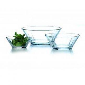 Glasskålesæt - 3 skåle - Grand Cru - Rosendahl - Gaver 200 - 300 kr.