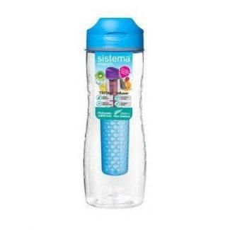 Sistema Tritan Infuser - drikkeflaske 800 ml - Drikkeflasker