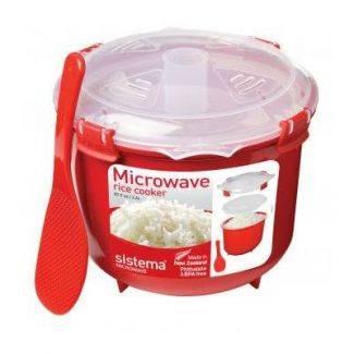 Sistema Microwave Rice Steamer - Sistema
