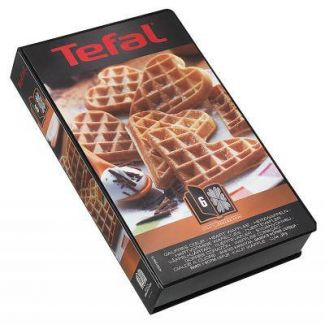 Lav hjerteformede vafler - Tefal Snack Collection - box 6 - Toaster