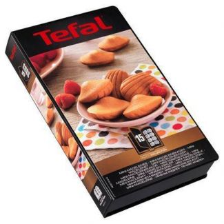 Lav mini Madeleines - Tefal Snack Collection - box 15 - Toaster
