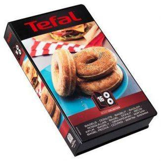 Lav bagels - Tefal Snack Collection - box 16 - Toaster