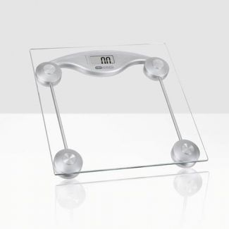 Personvægt i glas - OBH Nordica Glass Scale - Badevægte