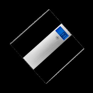 Personvægt - OBH Nordica Slim Light - sort - Personlig pleje