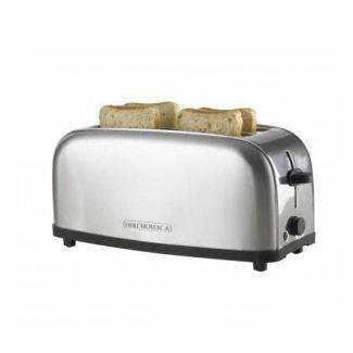 OBH Manhattan til 4 skiver - stor brødrister - Brød & toast