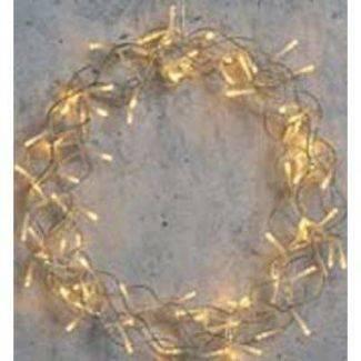 Lyskrans 30 cm Conzept Christmas 80 LED - Lyskranse