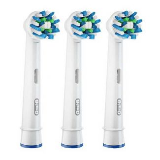 Cross Action 8+2 Extra - Oral B - Tandbørstehoveder - Tandpleje