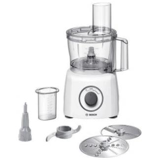 Bosch foodprocessor i hvid - Multitalent 3 - Køkkenmaskiner