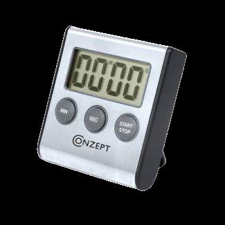 Conzept Electric minutur - stål - Mål & vej
