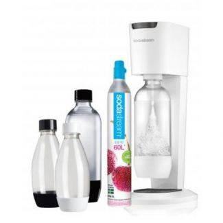 Sodastream Genesis megaPack - hvid - Køkkenmaskiner