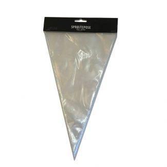 Sprøjtepose - 20 engangsposer - Tilbehør