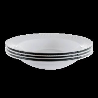 Douro pastatallerken - 28 cm 4 stk. - Bodum