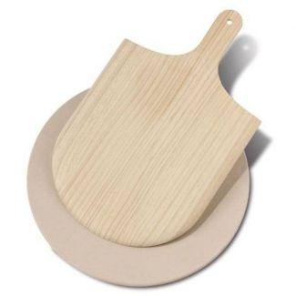 Funktion pizzabagesten - 37,5 cm - Køkkenredskaber