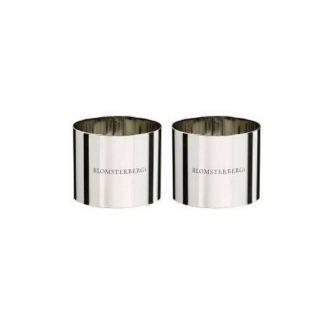 Blomsterberg kagering - 7 cm i diameter - 2 stk. - Bageforme