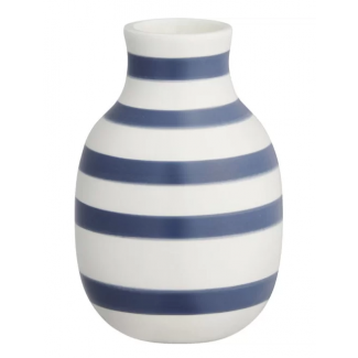 Omaggio Vase- Kähler - H12,5 cm- blå - Kähler