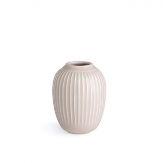 Kähler Hammershøi vase 10cm - rosa - Kähler