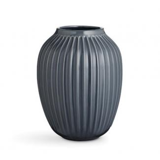Kähler Hammershøi vase 25cm - antracit - Kähler