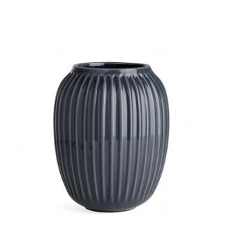 Kähler Hammershøi vase 21cm - antracit - Kähler