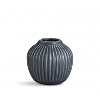 Kähler Hammershøi vase 13 cm - antracit - Kähler