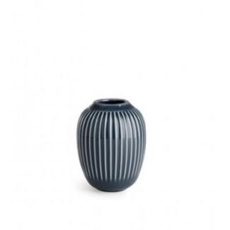 Kähler Hammershøi vase 10cm - antracit - Kähler